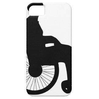 Wheel Chair iPhone SE/5/5s Case