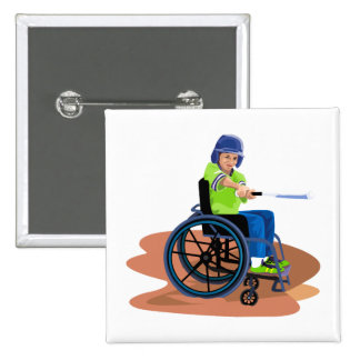Wheel Chair Lefty.png Pin