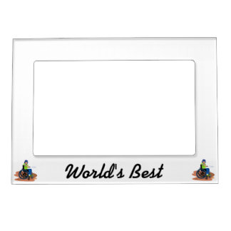 Wheel Chair Lefty.png Magnetic Frame