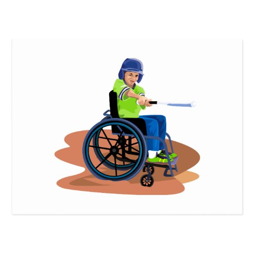 Wheel Chair Lefty.png Postcards
