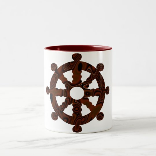 Wheel cup