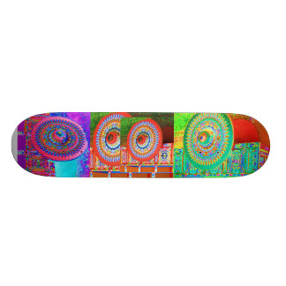 Wheel Deal Skateboard Deck