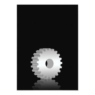 Wheel-gear Card