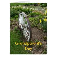 Wheel Grandparent's Day-September+8th- Card