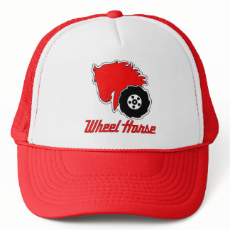 Wheel Horse Garden Tractor Trucker Hat
