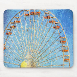 Wheel in the Sky Mousepad