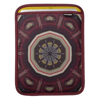 Wheel Kaleidoscope iPad Sleeve