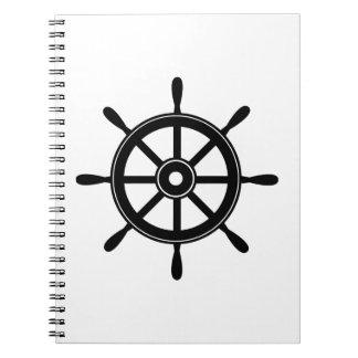 Wheel Note Book
