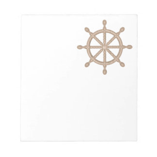 wheel notepad