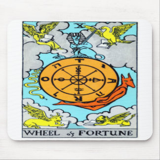 Wheel of Fortune Mouse Pad