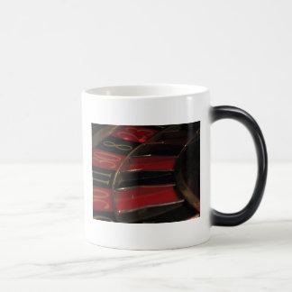 Wheel of fortune 11 oz magic heat Color-Changing coffee mug