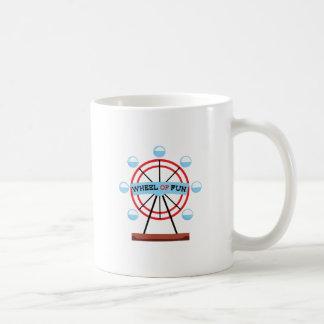 Wheel Of Fun Coffee Mugs