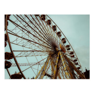Wheel of Joy Postcard