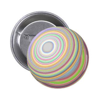 Wheel of Life 2 Inch Round Button