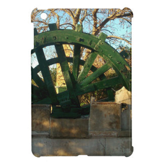 Wheel of life iPad mini case