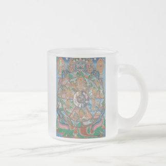 Wheel of Life Mandala Mug
