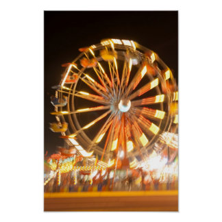 Wheel of Lights Poster