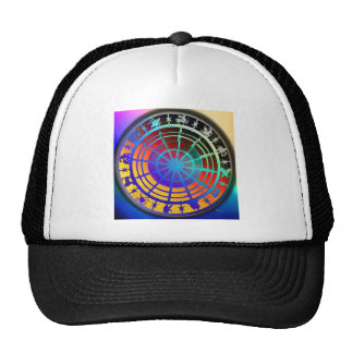 WHEEL OF WONDER.jpg Trucker Hat