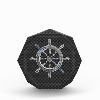 Wheel on Carbon Fiber style Award