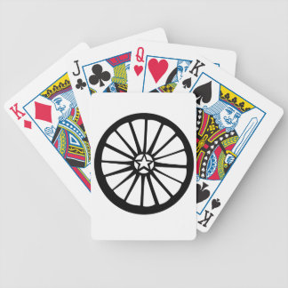 Wheel Playing Cards (no text)