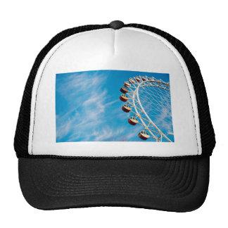 Wheel Themed, A Ferris Wheel So Big That It Is Alm Trucker Hat