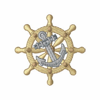 Wheel with Anchor