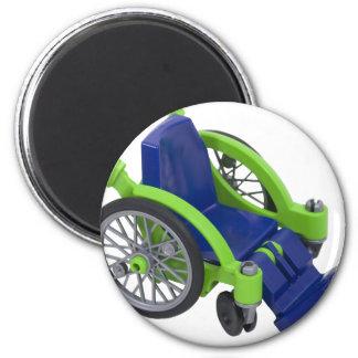 Wheelchair013110 Fridge Magnet