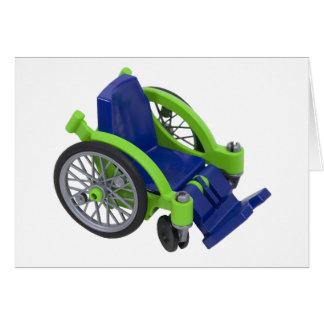 Wheelchair013110 Greeting Card