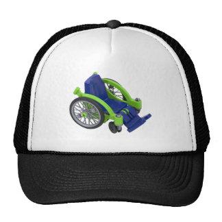 Wheelchair013110 Hat