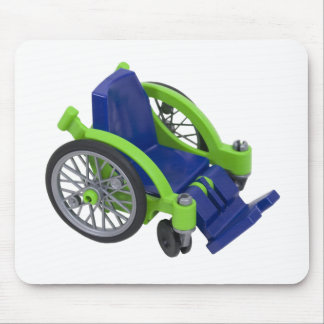 Wheelchair013110 Mouse Pads