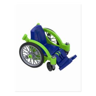 Wheelchair013110 Post Card