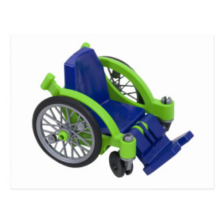 Wheelchair013110 Tarjetas Postales