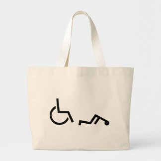 Wheelchair accident bag