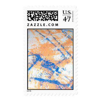 Wheelchair Action Art Stamps