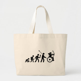 Wheelchair Archery Tote Bags