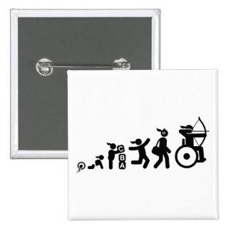 Wheelchair Archery Buttons