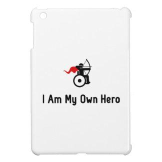 Wheelchair Archery Hero iPad Mini Case