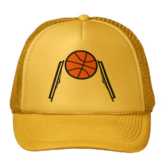 Wheelchair Ball Hat