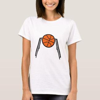 Wheelchair Ball Ladies T T-Shirt