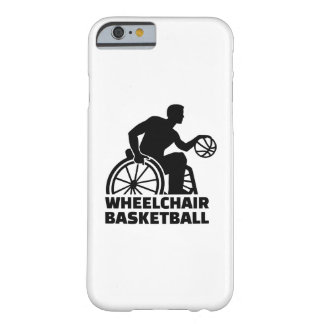 Wheelchair basketball barely there iPhone 6 case