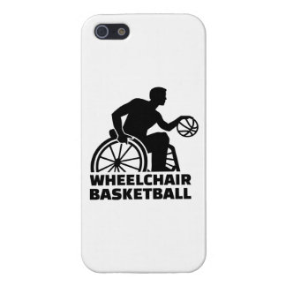 Wheelchair basketball case for iPhone SE/5/5s