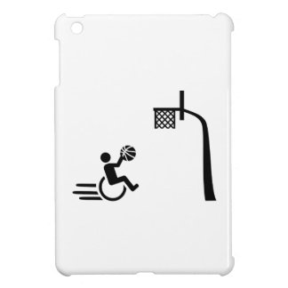 Wheelchair basketball cover for the iPad mini