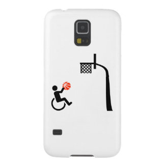 Wheelchair basketball galaxy s5 cover