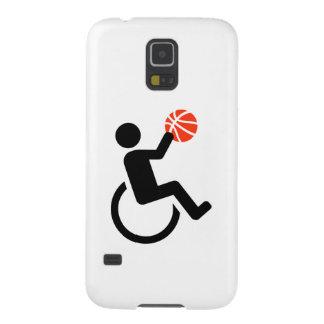 Wheelchair basketball galaxy s5 covers