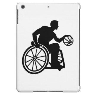 Wheelchair basketball iPad air case