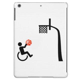 Wheelchair basketball iPad air cases
