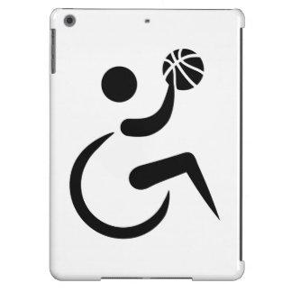 Wheelchair basketball iPad air covers