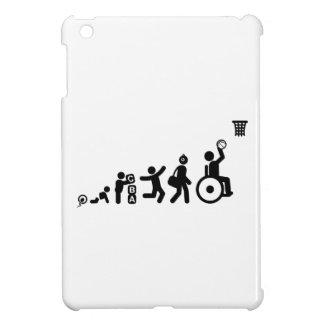 Wheelchair Basketball iPad Mini Covers