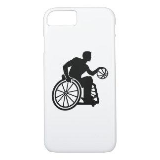 Wheelchair basketball iPhone 7 case