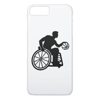 Wheelchair basketball iPhone 7 plus case